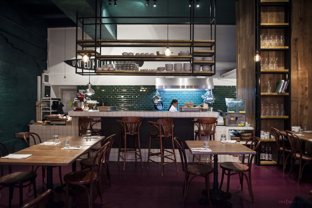 Ресторан United Kitchen - фотография 7