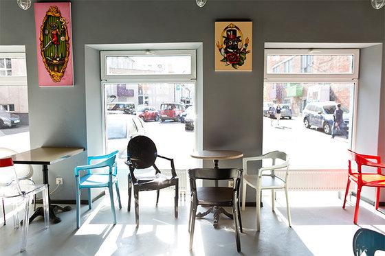 Ресторан Sparkling Dog - фотография 4