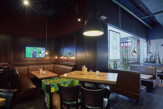 Ресторан Fan Zone - фотография 9