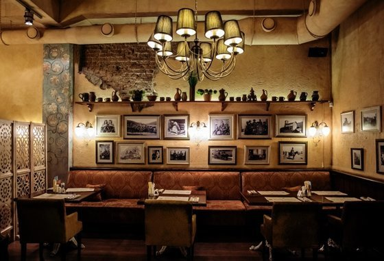 Ресторан Хмели-сунели - фотография 5