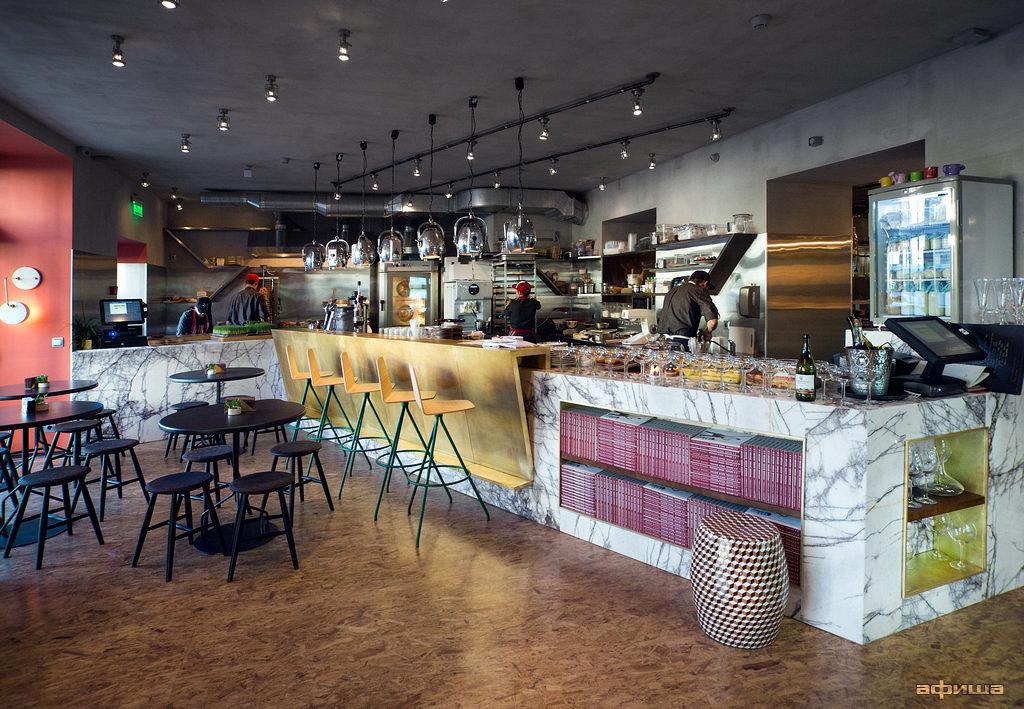 Ресторан Белка - фотография 15