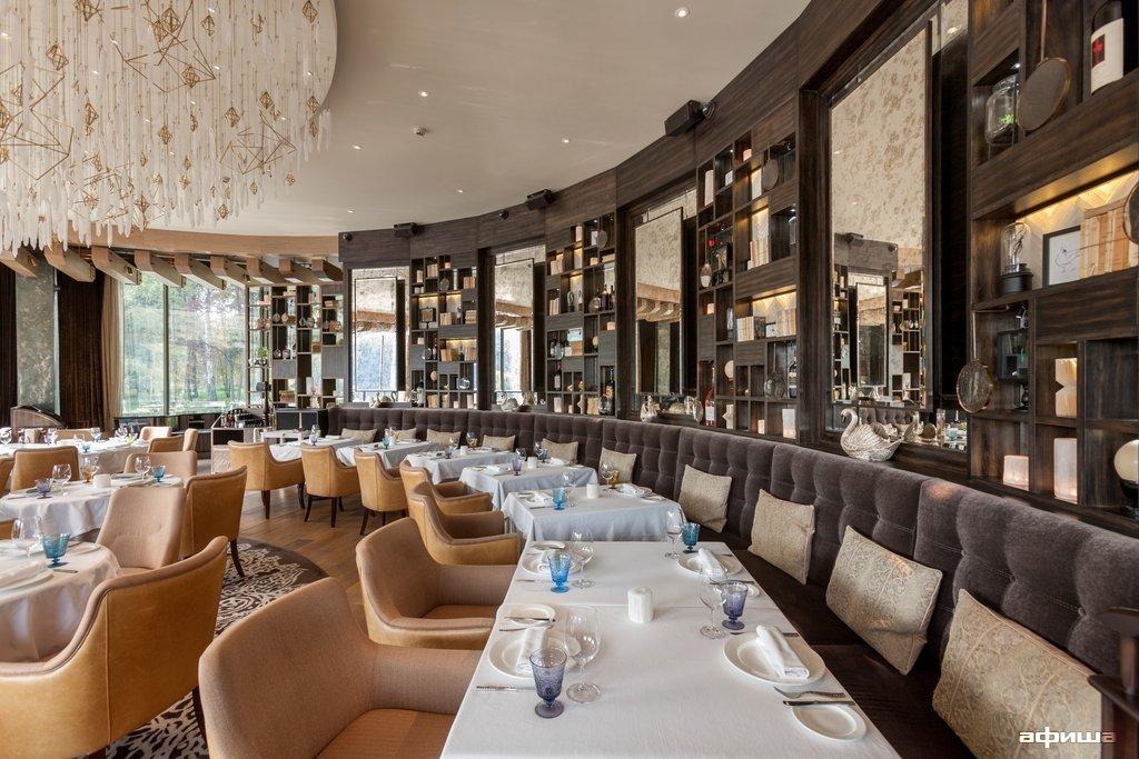 Ресторан Il lago dei cigni - фотография 38