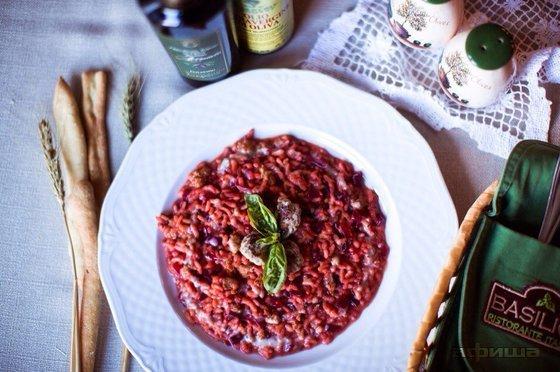 Ресторан Basilico - фотография 18