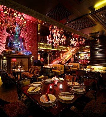 Ресторан Buddha Bar Moscow - фотография 16