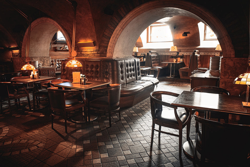 Ресторан Пивная библиотека - фотография 10