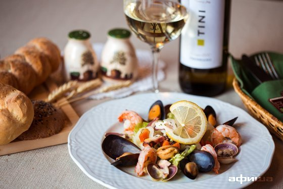 Ресторан Basilico - фотография 6