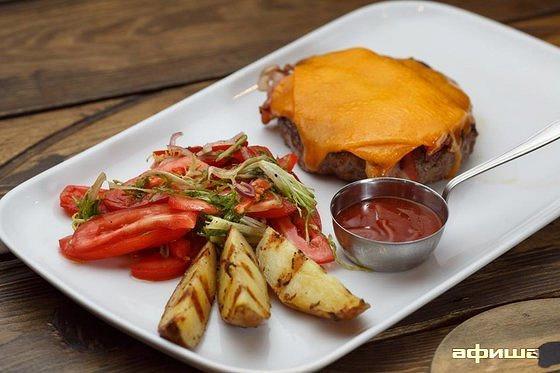 Ресторан Bukowski Grill - фотография 9
