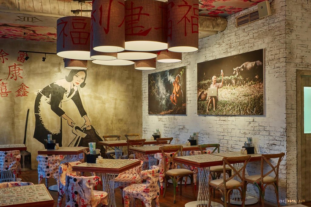 Ресторан Mahjong - фотография 8