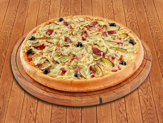 Ресторан Chikki-pizza - фотография 2
