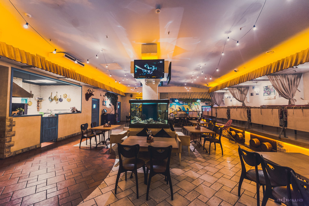Ресторан Scalini - фотография 10