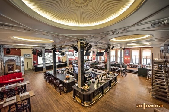Ресторан XXXX Baltika Brew - фотография 6