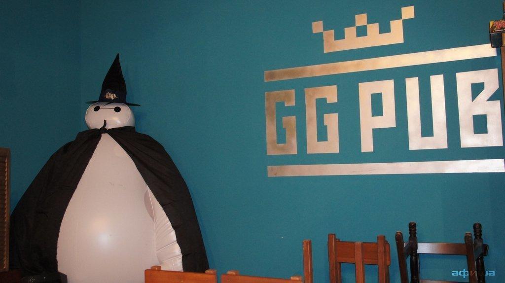 Ресторан GG Pub - фотография 2