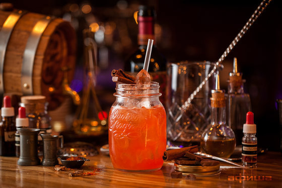 Ресторан Gin Tonic Bar - фотография 5