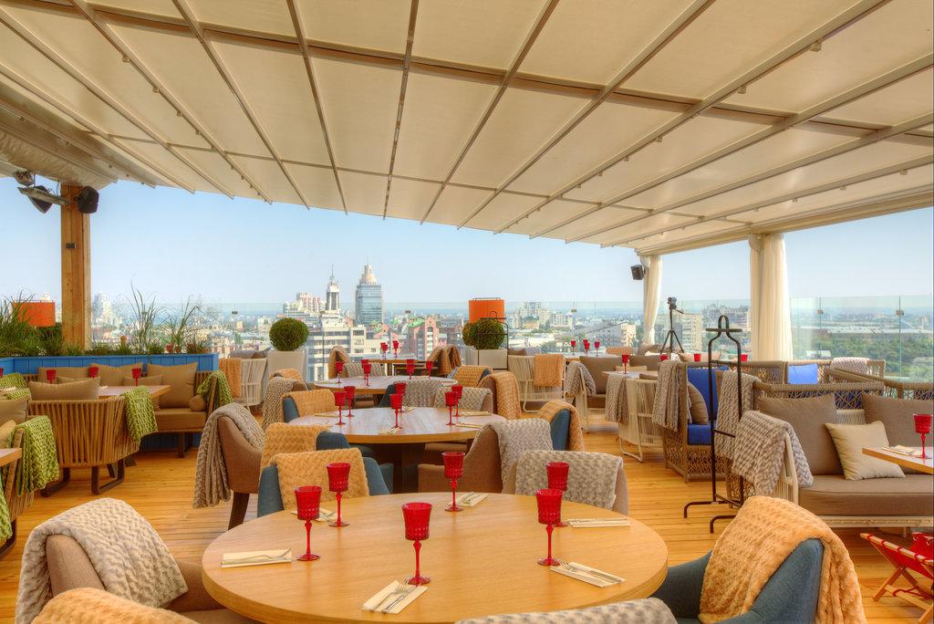 Ресторан Москва - фотография 9