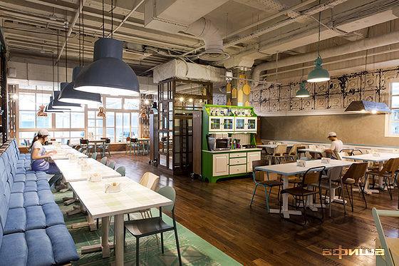 Ресторан Obed Bufet Арбат - фотография 11