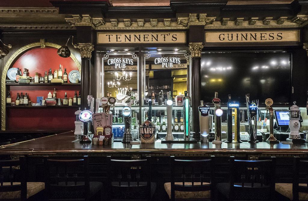 Ресторан Cross Keys Pub - фотография 13