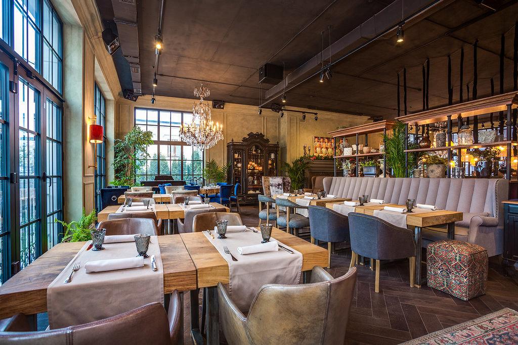 Ресторан Modus - фотография 10