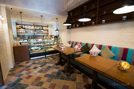 Ресторан Коржик - фотография 4