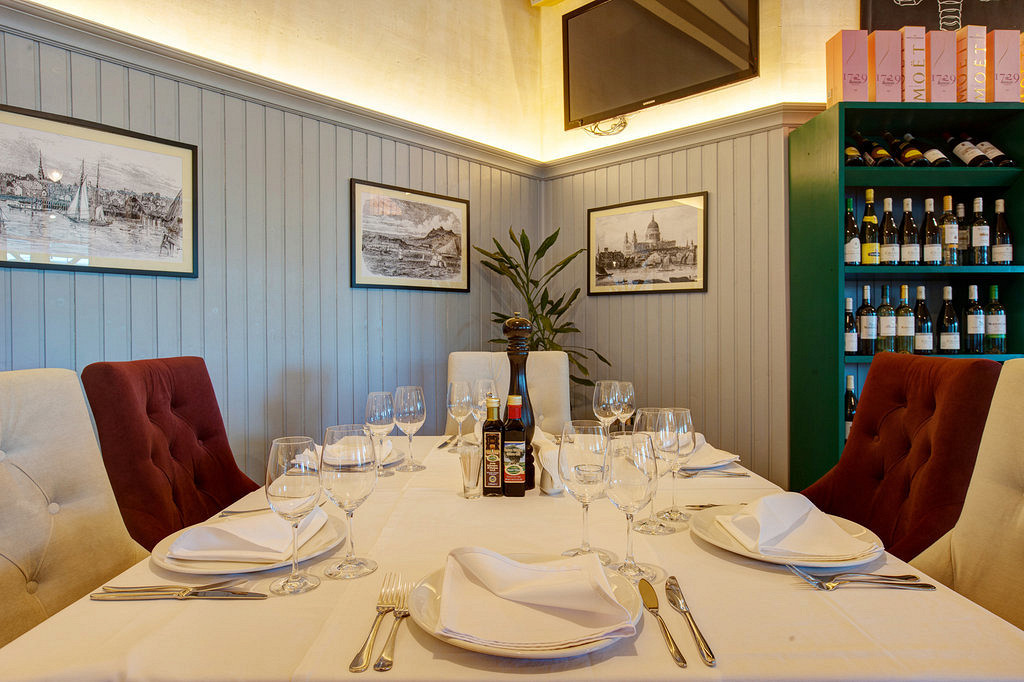 Ресторан Porto maltese - фотография 14