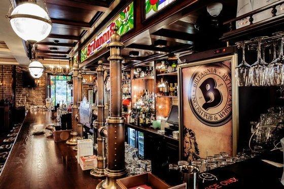 Ресторан Britannia - фотография 11