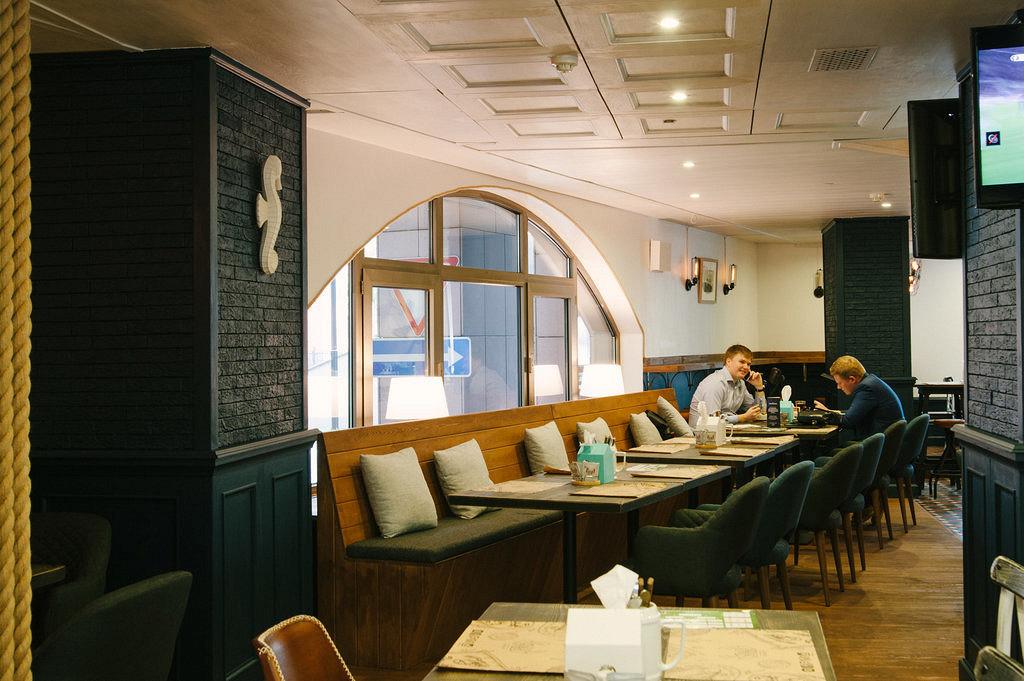 Ресторан Crab Pub - фотография 5