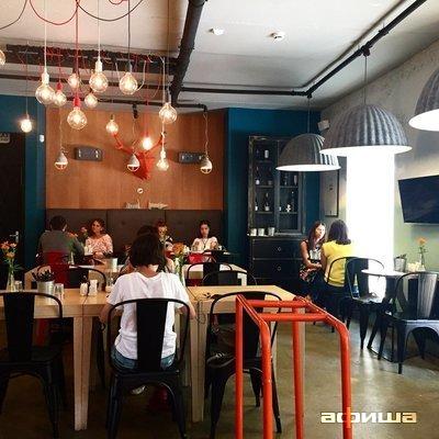 Ресторан Квартира 63 - фотография 3