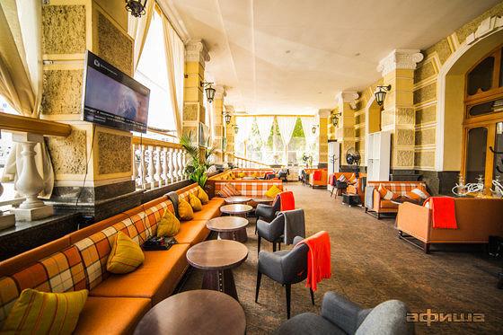 Ресторан Smoke Lounge/Кальянная №1 - фотография 18