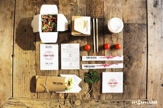 Ресторан Funky Foods - фотография 3