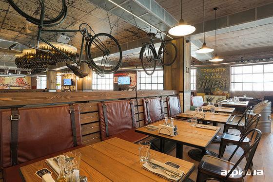 Ресторан Альбатрос - фотография 10