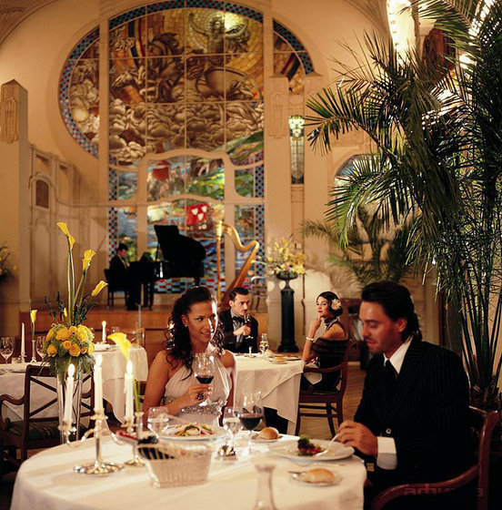 Ресторан Европа - фотография 9