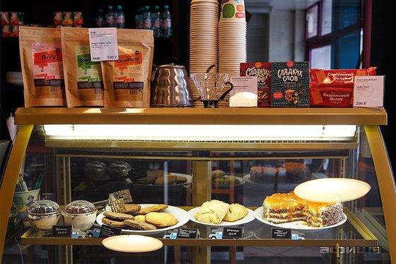 Ресторан Кафетериус №9 - фотография 6