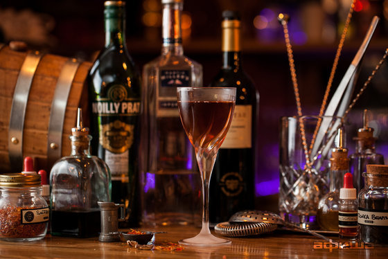 Ресторан Gin Tonic Bar - фотография 6