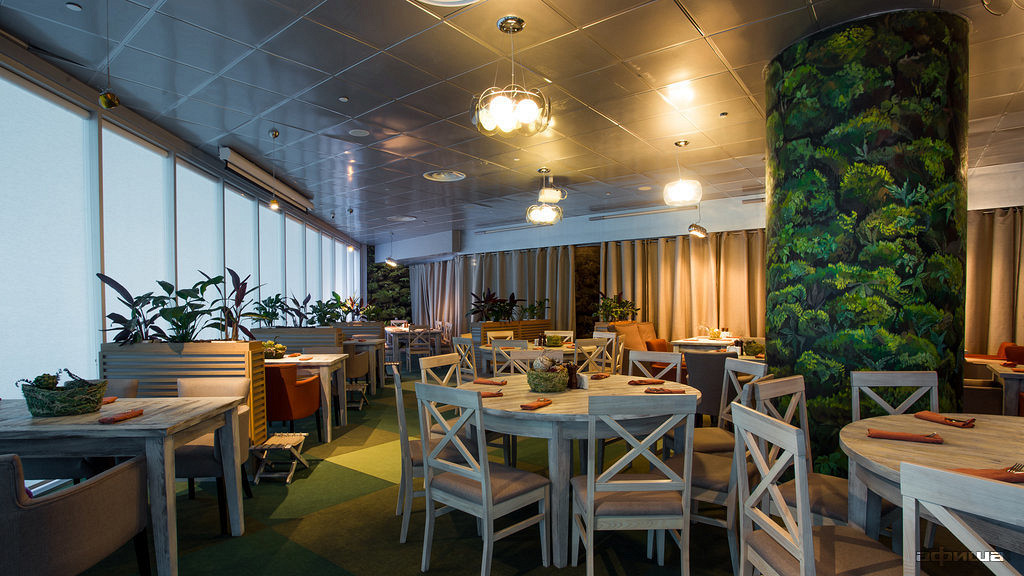 Ресторан Isola - фотография 28