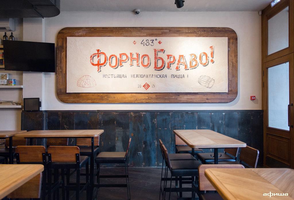 Ресторан Форно браво - фотография 14