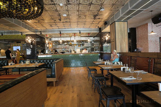 Ресторан Альбатрос - фотография 28