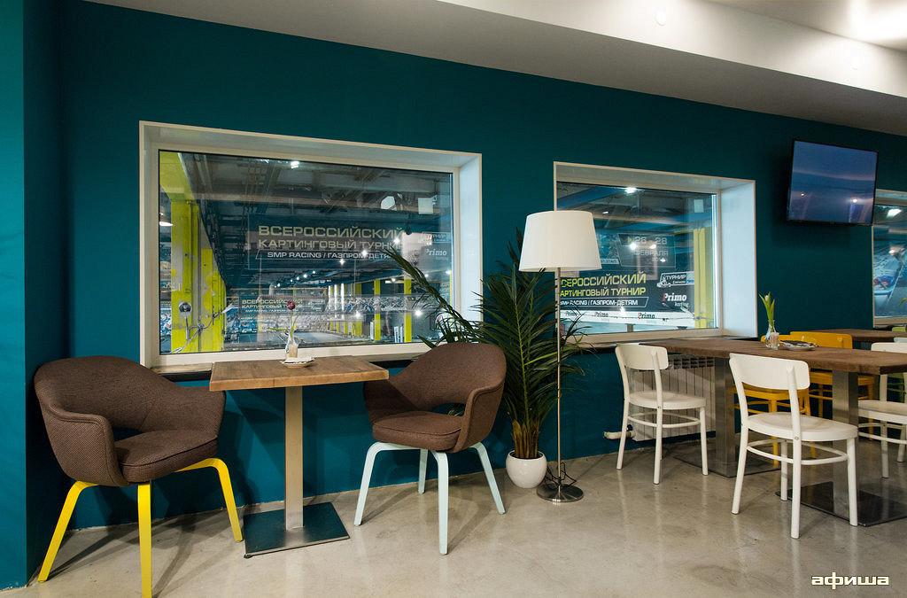 Ресторан Caffe Italia karting - фотография 8