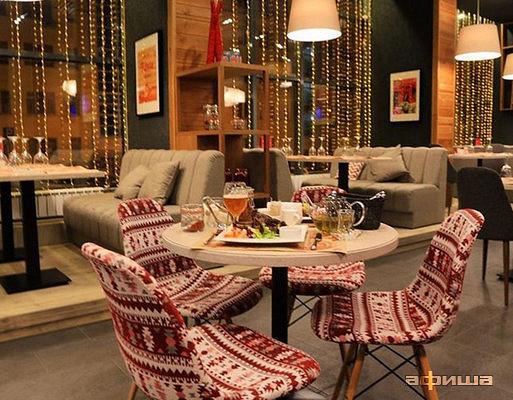 Ресторан Рис, баран и барбарис - фотография 12