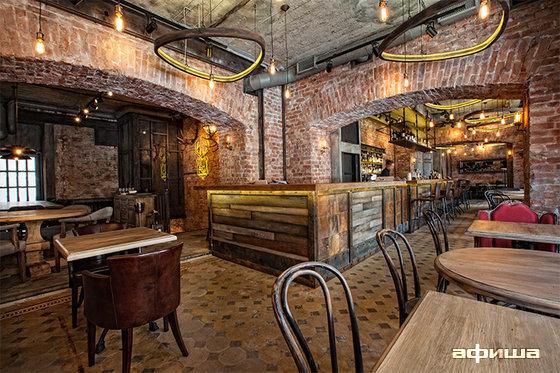 Ресторан 19 Bar & Atmosphere - фотография 17