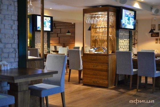Ресторан Кинза и базилик - фотография 8