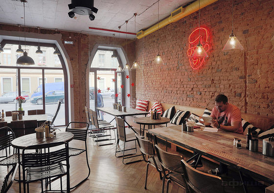 Ресторан Paninaro - фотография 13