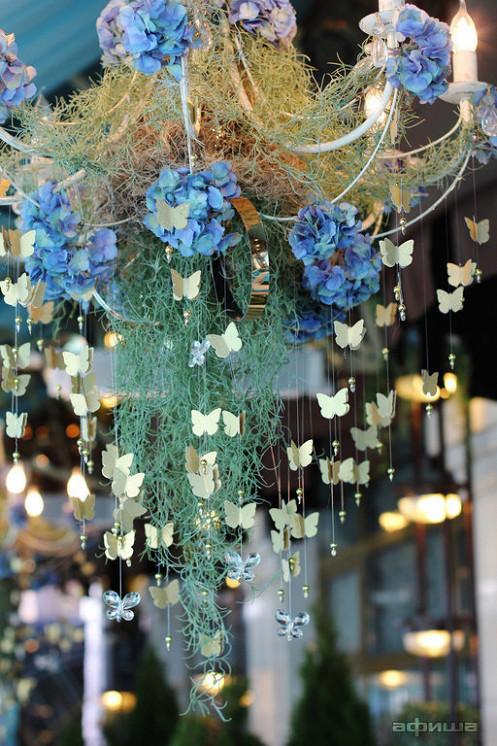 Ресторан Château de fleurs - фотография 54