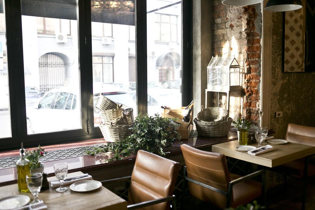 Ресторан Высота 5642 - фотография 12