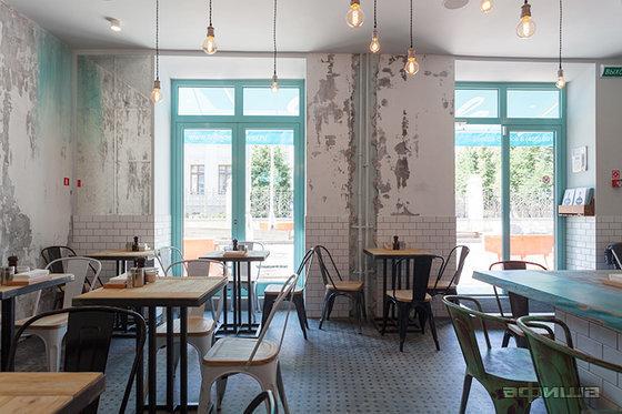 Ресторан Scramble Café - фотография 10