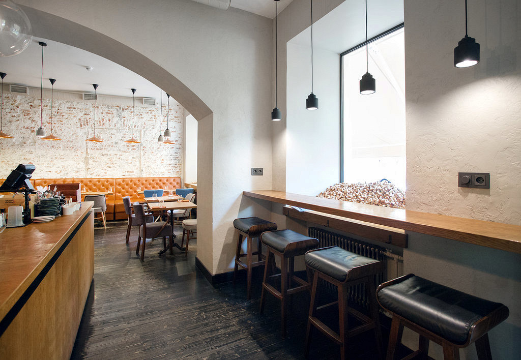 Ресторан Duo - фотография 6