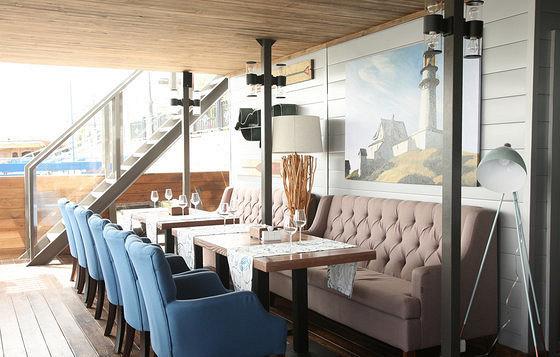 Ресторан Понтон - фотография 5