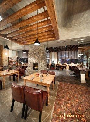 Ресторан Бергамо - фотография 7