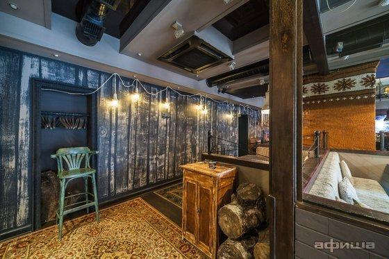 Ресторан Свитер с оленями - фотография 25