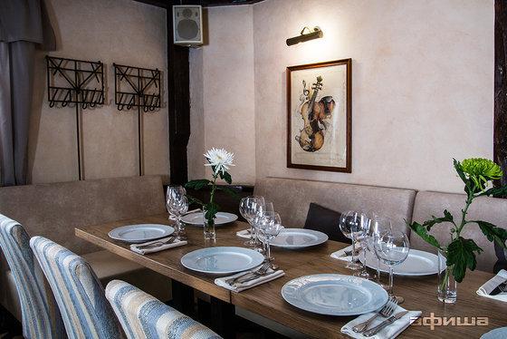 Ресторан Амадеус - фотография 8