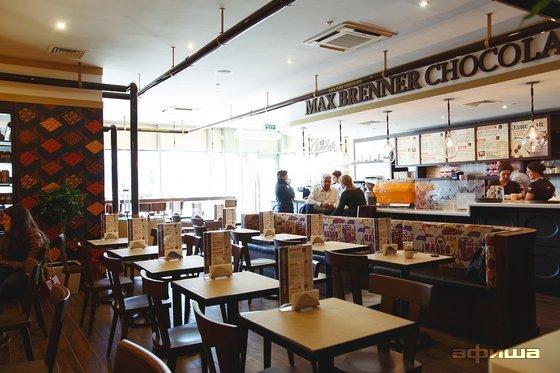 Ресторан Max Brenner - фотография 27