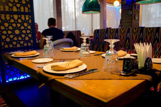 Ресторан Бакшиш - фотография 10